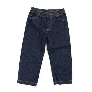OKIE DOKIE Toddler Boy 3T Blue Denim Jeans Pants